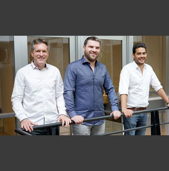 Rencontre entre les trois fondateurs de Sirdata et Ratecard, qui nous offrent une explication de leur activité.