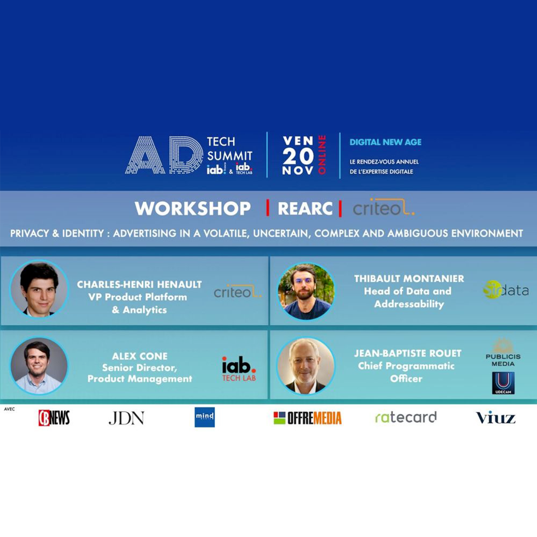 IAB Adtech Summit 2020 : Digital New Age