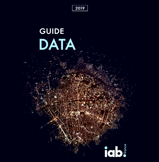 Sirdata participe à la rédaction du guide data de l'IAB France