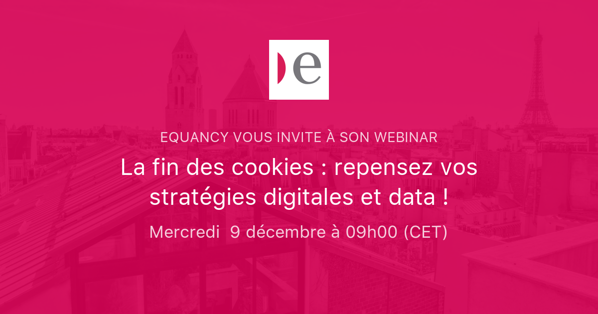 The end of cookies: rethink your digital and data strategies